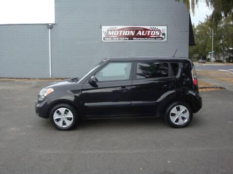 2011 Kia Soul for sale at Motion Autos in Longview WA
