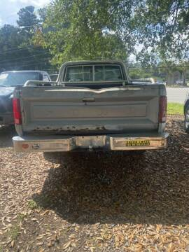 1983 Ford F-100 for sale at Windsor Auto Sales in Charleston SC