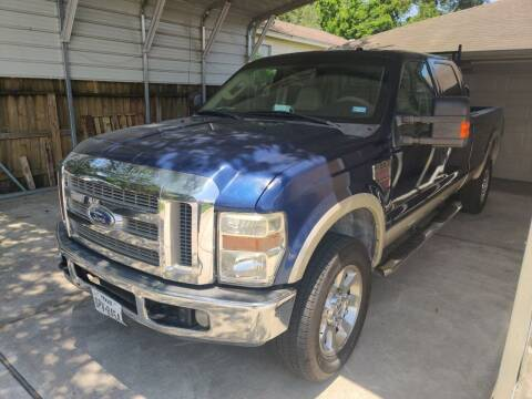 2008 Ford F-350 Super Duty for sale at AUTO CARE TODAY in Spring TX
