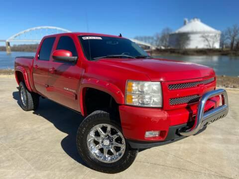 2011 Chevrolet Silverado 1500 for sale at D3 Auto Sales in Des Arc AR