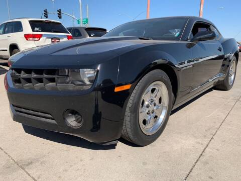 2012 Chevrolet Camaro for sale at Town and Country Motors in Mesa AZ