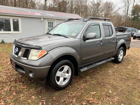 2007 Nissan Frontier for sale at Manny's Auto Sales in Winslow NJ