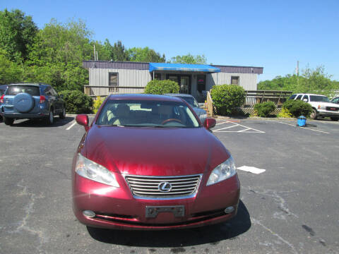 2007 Lexus ES 350 for sale at Olde Mill Motors in Angier NC