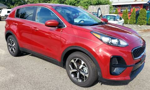 2020 Kia Sportage for sale at Auto and Cycle Brokers of Tidewater in Norfolk VA