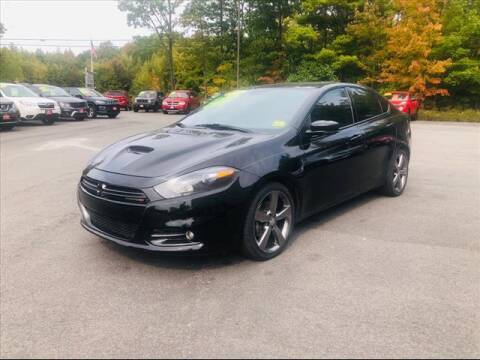 2016 Dodge Dart for sale at North Berwick Auto Center in Berwick ME