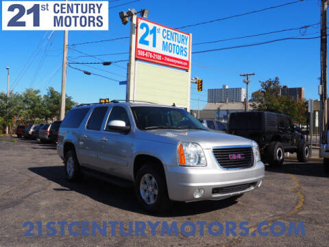 2013 GMC Yukon XL for sale at 21st Century Motors in Fall River MA
