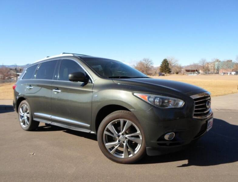 2014 Infiniti QX60 for sale at Nations Auto in Lakewood CO