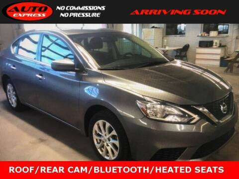 2018 Nissan Sentra for sale at Auto Express in Lafayette IN