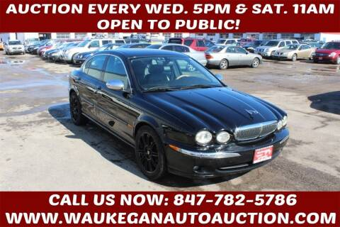 2005 Jaguar X-Type for sale at Waukegan Auto Auction in Waukegan IL