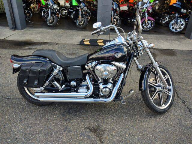 2005 Harley-Davidson FXDWG for sale at Goodfella's  Motor Company in Tacoma WA