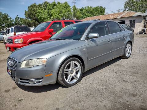 2007 Audi A4 for sale at Larry's Auto Sales Inc. in Fresno CA