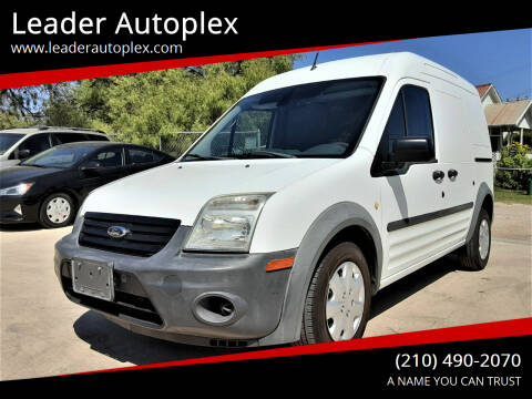 2013 Ford Transit Connect for sale at Leader Autoplex in San Antonio TX