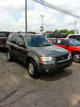 2004 Ford Escape for sale at All State Auto Sales, INC in Kentwood MI