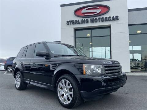 2007 Land Rover Range Rover Sport for sale at Sterling Motorcar in Ephrata PA