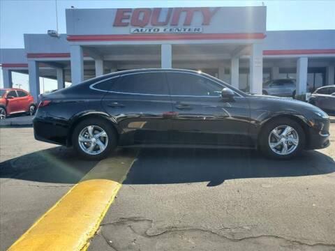 2021 Hyundai Sonata for sale at EQUITY AUTO CENTER in Phoenix AZ