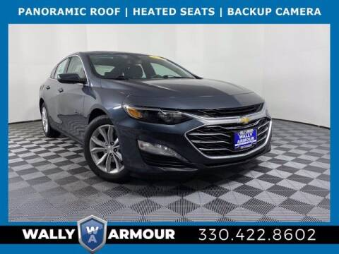 2020 Chevrolet Malibu for sale at Wally Armour Chrysler Dodge Jeep Ram in Alliance OH