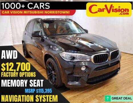 2018 BMW X5 M for sale at Car Vision Buying Center in Norristown PA