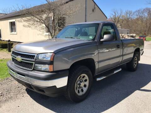 2007 Chevrolet Silverado 1500 Classic for sale at Wallet Wise Wheels in Montgomery NY