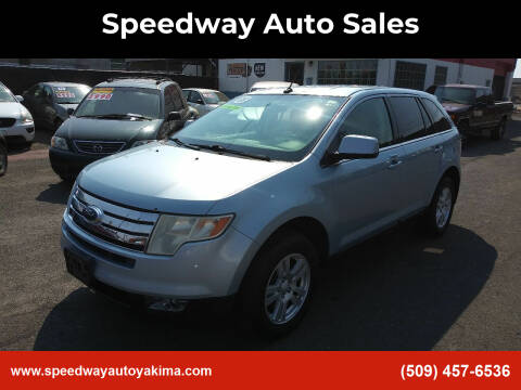 2008 Ford Edge for sale at Speedway Auto Sales in Yakima WA