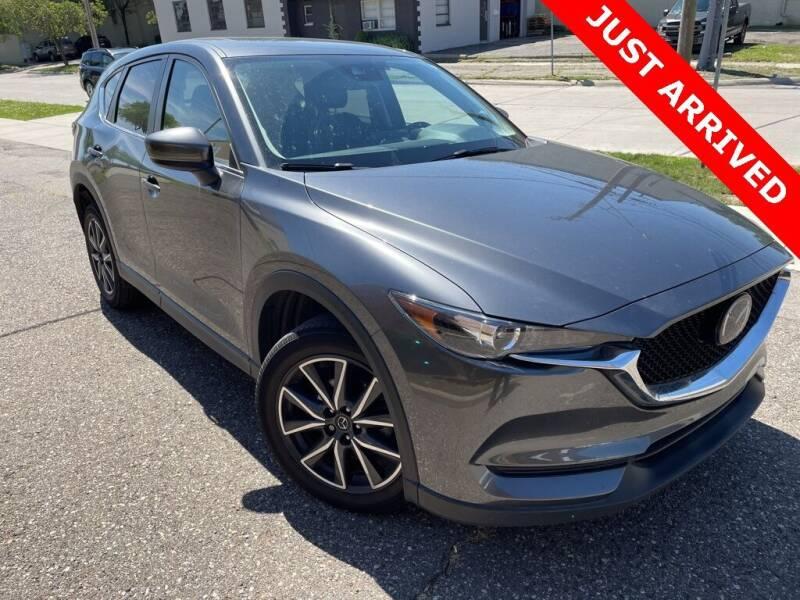 2018 Mazda CX-5 for sale at MATTHEWS HARGREAVES CHEVROLET in Royal Oak MI