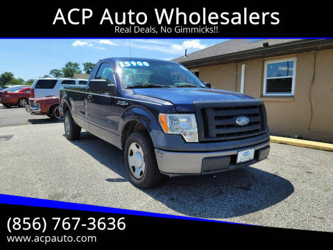 2009 Ford F-150 for sale at ACP Auto Wholesalers in Berlin NJ