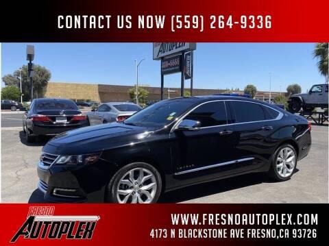 2018 Chevrolet Impala for sale at Fresno Autoplex in Fresno CA