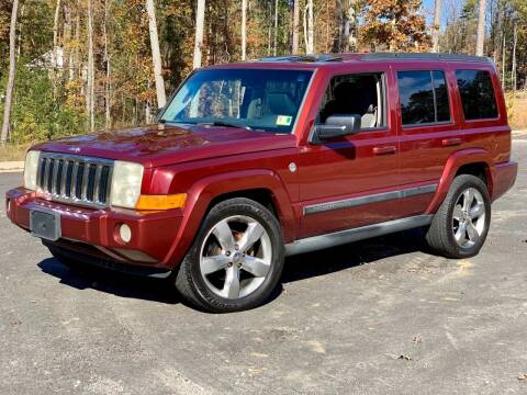 2007 Jeep Commander for sale at XCELERATION AUTO SALES in Chester VA