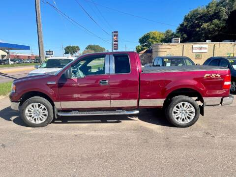 2004 Ford F-150 for sale at Iowa Auto Sales, Inc in Sioux City IA