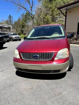 2004 Ford Freestar for sale at DORSON'S AUTO SALES in Clifford PA