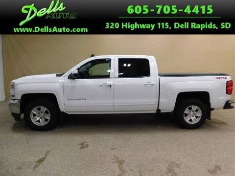 2018 Chevrolet Silverado 1500 for sale at Dells Auto in Dell Rapids SD