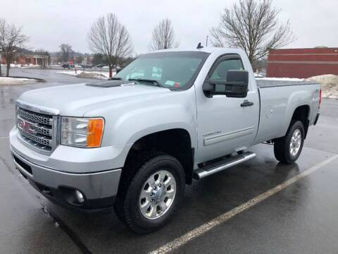 2012 GMC Sierra 2500HD for sale at American Muscle in Schuylerville NY