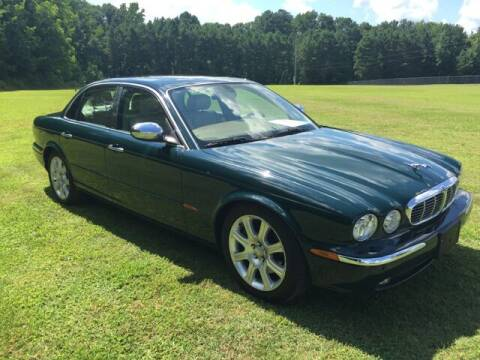 2004 Jaguar XJ-Series for sale at Sanford Autopark in Sanford NC