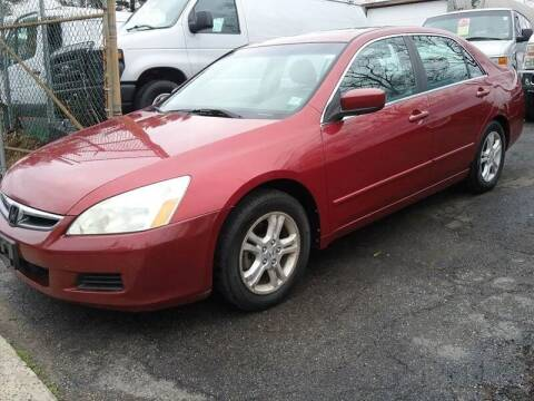 2007 Honda Accord for sale at Drive Deleon in Yonkers NY