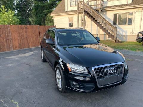 2011 Audi Q5 for sale at Lux Car Sales in South Easton MA