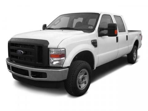 2009 Ford F-250 Super Duty for sale at JEFF HAAS MAZDA in Houston TX