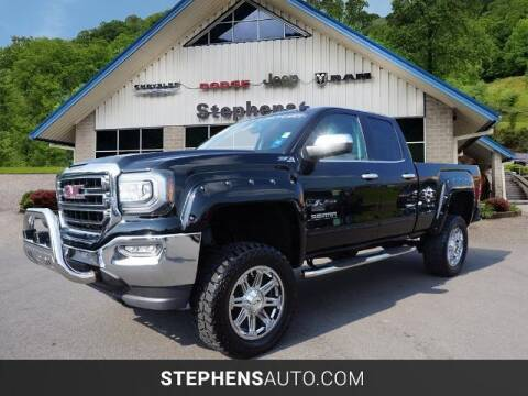 2017 GMC Sierra 1500 for sale at Stephens Auto Center of Beckley in Beckley WV