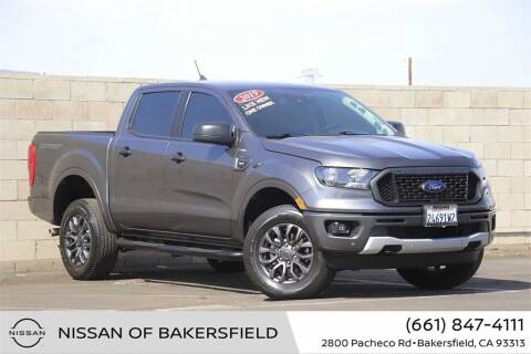 2019 Ford Ranger for sale at Nissan of Bakersfield in Bakersfield CA