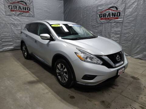 2017 Nissan Murano for sale at GRAND AUTO SALES in Grand Island NE
