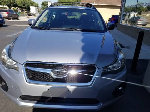 2014 Subaru Impreza for sale at Ournextcar/Ramirez Auto Sales in Downey CA
