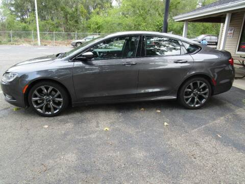 2015 Chrysler 200 for sale at Best Buy Auto Sales of Northern IL in South Beloit IL