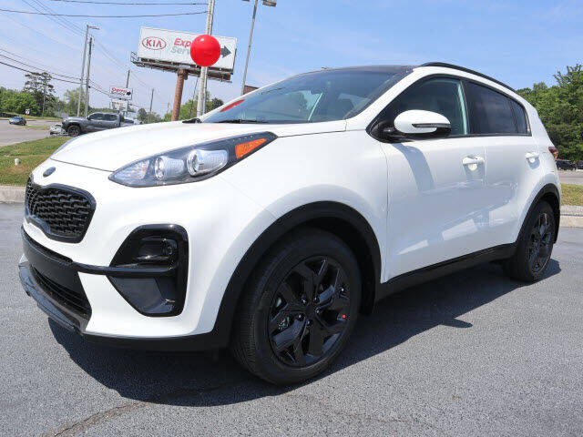 2022 Kia Sportage for sale in Knoxville, TN