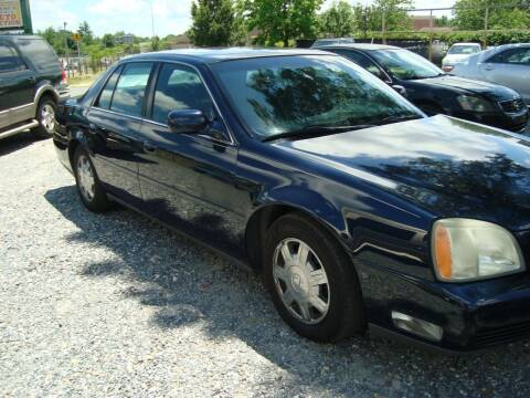 2005 Cadillac DeVille for sale at Branch Avenue Auto Auction in Clinton MD