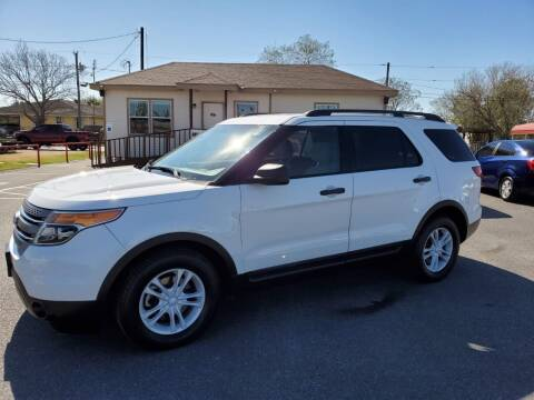 2013 Ford Explorer for sale at Mid Valley Motors in La Feria TX