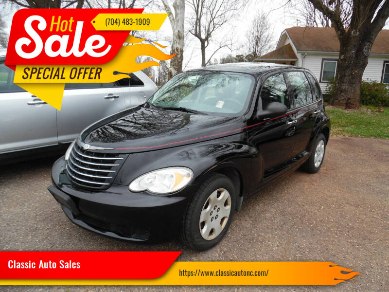 2007 Chrysler PT Cruiser for sale at Classic Auto Sales in Maiden NC
