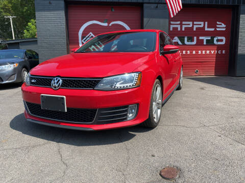 2014 Volkswagen Jetta for sale at Apple Auto Sales Inc in Camillus NY