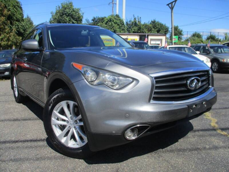 2012 Infiniti FX35 for sale at Unlimited Auto Sales Inc. in Mount Sinai NY