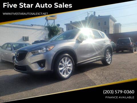 2015 Mazda CX-5 for sale at Five Star Auto Sales in Bridgeport CT