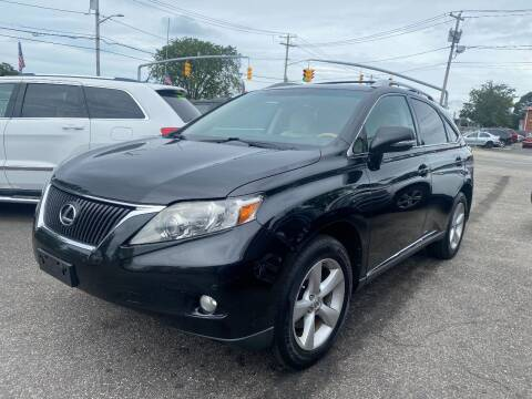 2012 Lexus RX 350 for sale at American Best Auto Sales in Uniondale NY