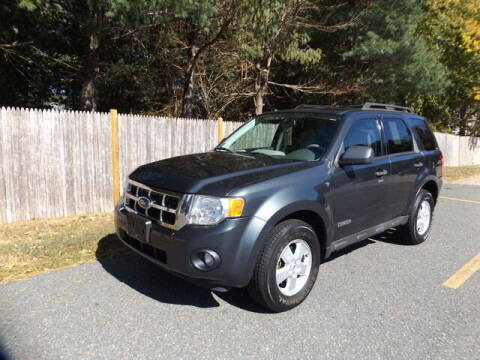 2008 Ford Escape for sale at Wayland Automotive in Wayland MA