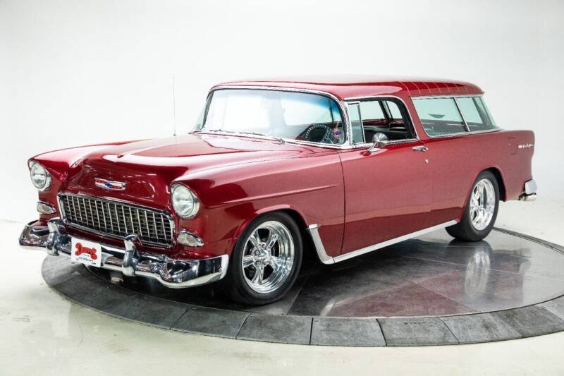 1955 Chevrolet Nomad for sale in Cedar Rapids, IA